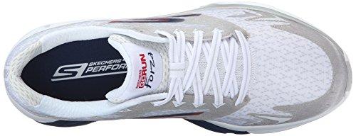 Skechers GO Run Forza - Zapatillas de running Hombre blanco