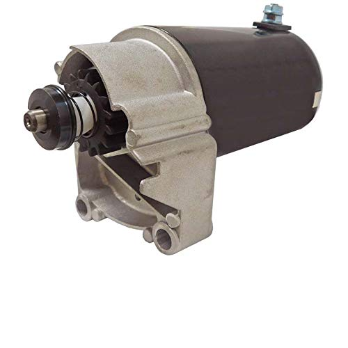 (New Starter For 1996-1998 Briggs V Twin Cylinder HD 108mm OAL 14HP 16HP 18 HP 399928 498148 495100 )