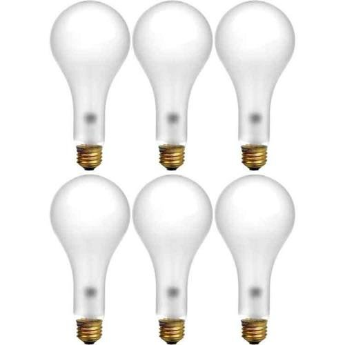Smith Victor Lamps - Smith-Victor 500W/120V ECT Lamp, 6 Pack