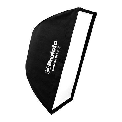 Profoto 254703 RFi  2 x 3 Feet (60x90 cm) Softbox (Black) by Profoto