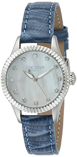 LOCMAN watch ISOLA D'ELBA Lady 0465A14D-00MWIDPS Ladies