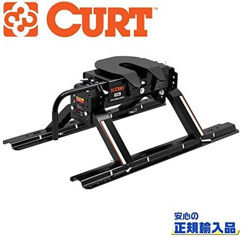 [CURT(カート)正規代理店]E16 5thホイールヒッチ レール付き 牽引力 約7264kg 汎用