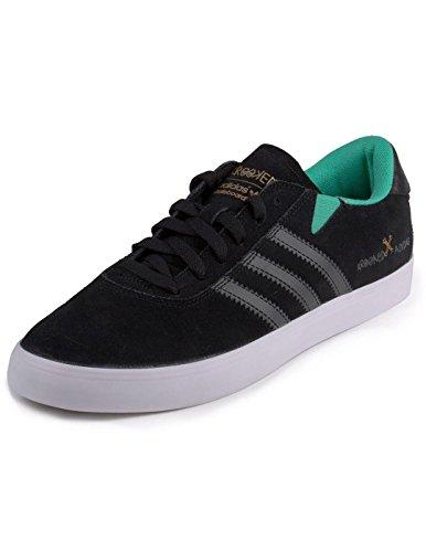Baskets adidas Originals Gonz Pro pour homme en noir