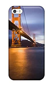 FnEypNg636Abwdr Anti-scratch Case Cover JohnGWilson Protective Golden Gate Case For Iphone 5/5s