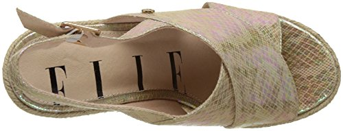 ELLE Campo, Bout Abierto Mujer Beige