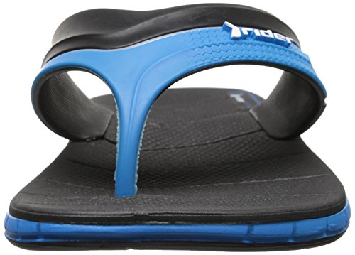 Ruiter Heren Duo Plus String Sandaal Blauw / Zwart