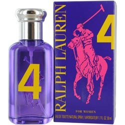 POLO BIG PONY #4 by Ralph Lauren EDT SPRAY 1.7 OZ ()