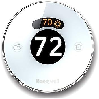 Honeywell Lyric Thermostat Wi Fi Works With Amazon Alexa