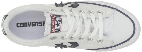 Converse Sp Core Canv Ox 289161-52-10 Sneaker Adulto Unisex Bianco