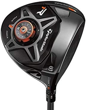 TaylorMade R1 Black Driver 10° Project X PXv Graphite Stiff Right Handed 45.5in 412Bs2BLhdX8L