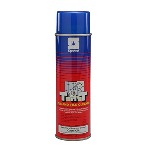 - Spartan Tnt Disinfectant Cleaner, 20 oz aerosol, Case of 12