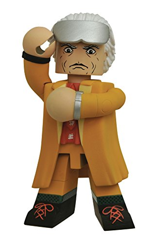 Diamond Select Toys Back to the Future 2 Future Doc Brown Vinimate Figure (Marty Mcfly Outfit)