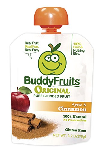 Buddy Fruits Cinnamon 3 2 Ounce Packages product image