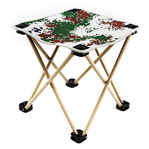 Camping Stool,Ultralight Aluminum ,Folding Chair Stool/Folding Chair -BBQ, Camping, Fishing, Traveling, Hiking, Garden, Beach Terrace
