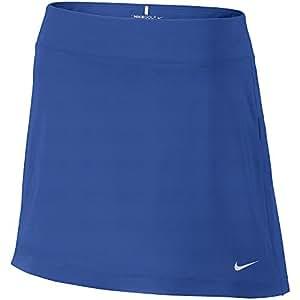 Nike Ladies Dri-FIT Sport Knit Skorts Style Large Game Royal