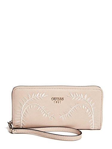 Nessa the best amazon price in savemoney guess nessa braided zip around wallet fandeluxe Gallery