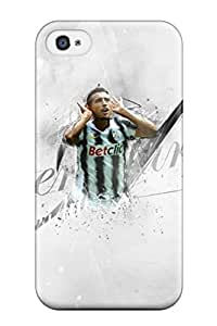 New Arrival Case Specially Design For Iphone 4/4s (arturo Vidal Juventus)
