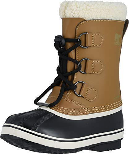 Sorel - Youth Yoot Pac TP Winter Snow Boot for Kids, Mesquite, 3 M US