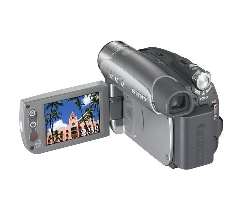 Sony DCR-HC26 MiniDV Digital Handycam Camcorder with 20x Optical Zoom (Renewed)