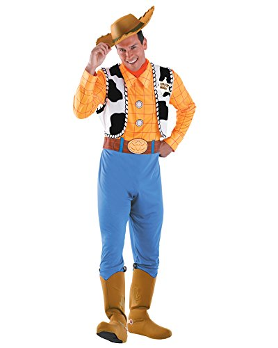 Toy Story Costume Movie Costumes Woody Costume Western Cowboy Cartoon Sizes: (Cheap Toy Story Costumes)