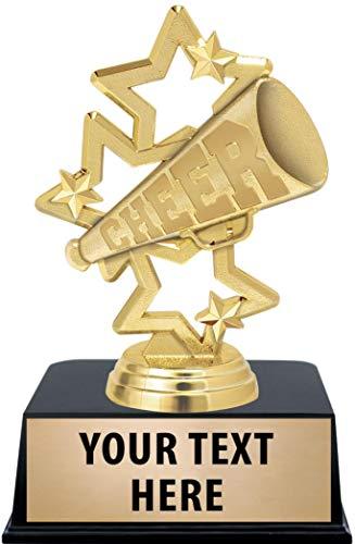 Crown Awards Cheerleading Trophies with Custom Engraving, 6