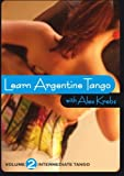 Learn Argentine Tango with Alex Krebs Volume 2: Intermediate