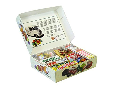 1950s Decade Candy Gift Box - 2 lb