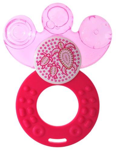 MAM 801222 - Cooler, Beißring, für Mädchen, farblich sortiert - BPA frei