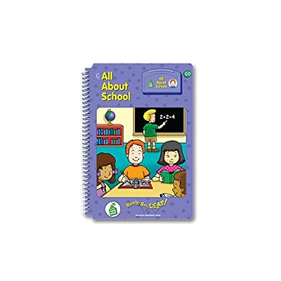 LeapFrog School Ready, Set, Leap All About School Level 1A book: Stack, Lydia: Toys & Games