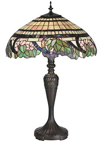 Grapevine Table - Meyda Tiffany 99725 Handel Grapevine Table Lamp, 28