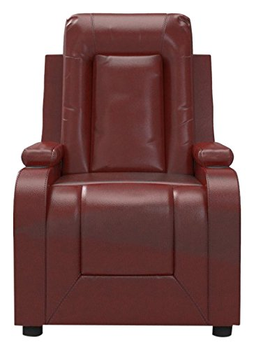 Brilliant Forzza Jordan Single Seater Recliner Brown Ncnpc Chair Design For Home Ncnpcorg
