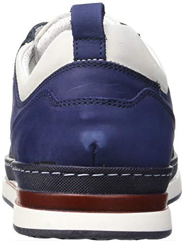 3138200 Uomo Ukt 31382 amp;co azzurro Sneaker Igi Blu 4zqpwxSZ