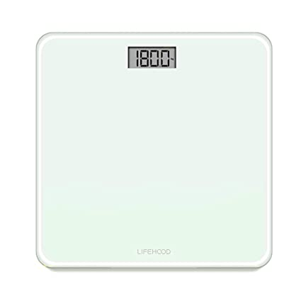 Lifehood Báscula de Baño - Balanza Digital Baño de Alta Medición Precisa 180KG, Báscula Electrónica