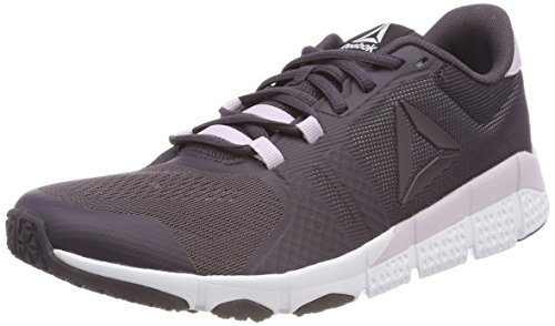 Reebok WoMen Trainflex 2.0 Fitness Shoes Grey (Smoky Volcano/Quartz/White)