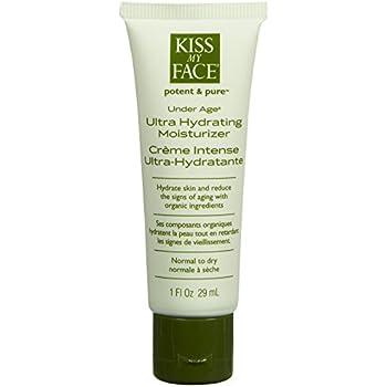 Kiss My Face Under Age Ultra Hydrating Facial Moisturizer - 1 oz