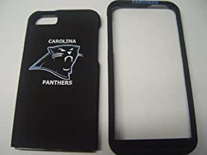 Carolina Panthers iPhone 5 Snap On Faceplate Case Cover