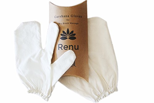 Garshana Massage Gloves Renu Exfoliating product image