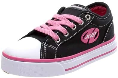 Heelys - Zapatillas para niña Black - Pink 12 UK