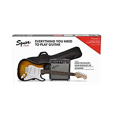 Fender Laurel Electric Guitar Pack
