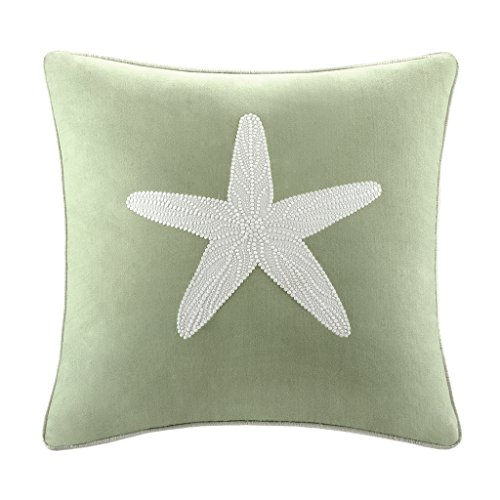 Bedding House (Harbor House Brisbane Square Pillow, 18 x 18