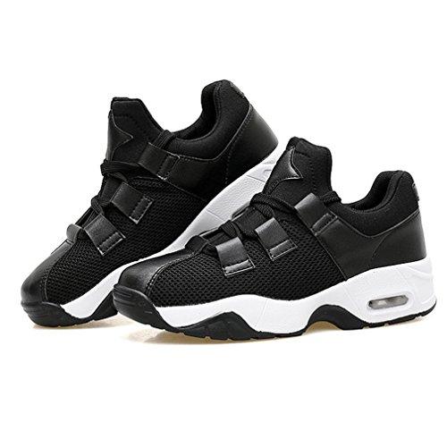 altas Zapatillas LFEU adulto negro Unisex 7x85qwTB5