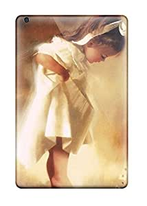 Hot BQOvhYD5278jTkYr Case Cover Protector For Ipad Mini/mini 2- Childhood Painting Abstract Painting