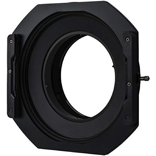 NiSi 150mm Filter Holder for Nikon 14-24mm F/2.8 Lens with Landscape CPL S5 for Ultra Wide Lenses from Ikan, Black (NIP-FH150-S5-EN-N1424)