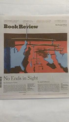The New York Times Book Review - July 12, 2015 - No Ends in Sight
