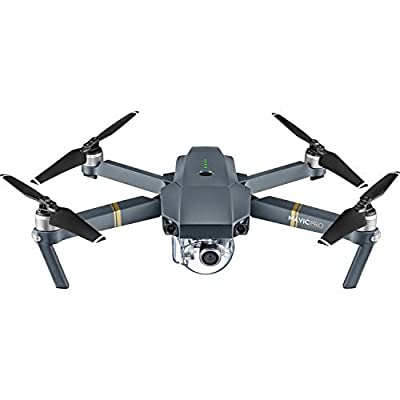 DJI Mavic Pro Fly More Combo Collapsible Quadcopter Drone Bundle from SSE