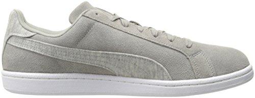 Sneaker da uomo in smash Jersey di moda, piumino / grigio chiaro Heather, 7 M US