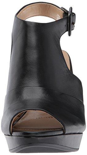 Naturalizer Des Femmes De Sandale Robe Noire Plateforme Adrie
