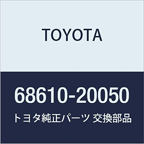 Toyota 68610-20050 Front Door Check Assembly