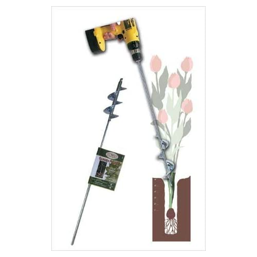 Heavy Duty Bulb and Bedding Plant Auger 28 In. Long by 2.75 In. Diam. supplier