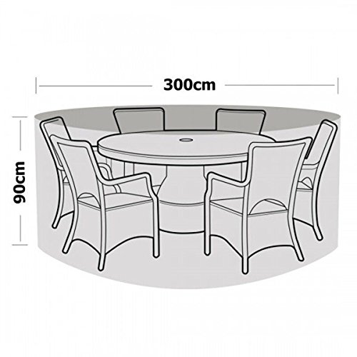 delicate KING DO WAY 300 x 300 x 90cm Housse Pour Mobilier ...
